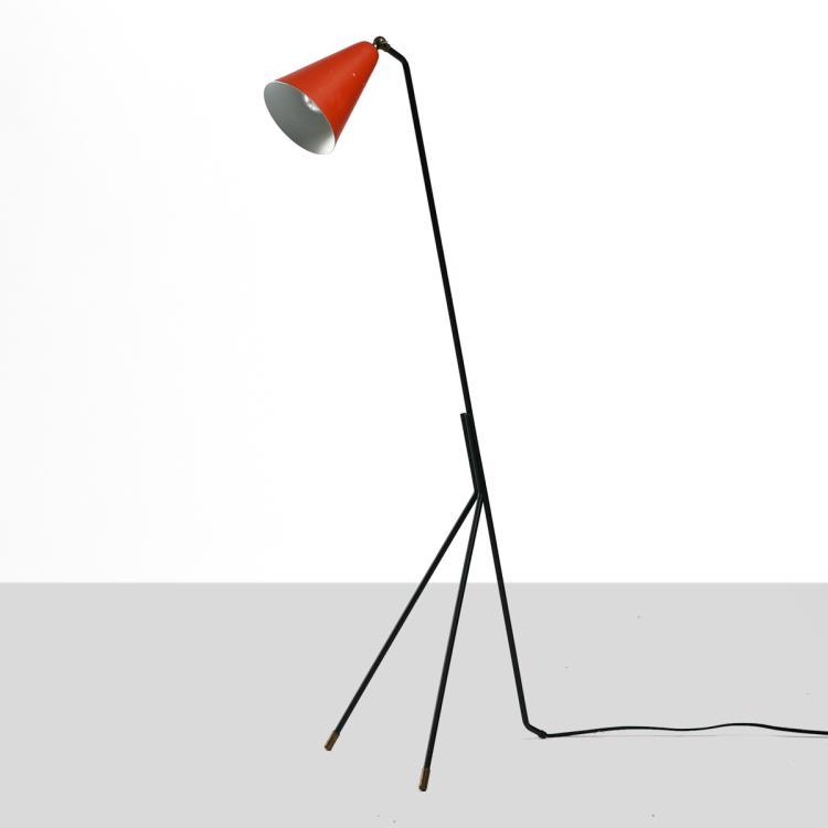 Svend Aage Holm Sorensen, Floor Lamp