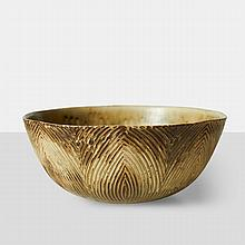 Axel Salto, Stoneware Bowl for Royal Copenhagen