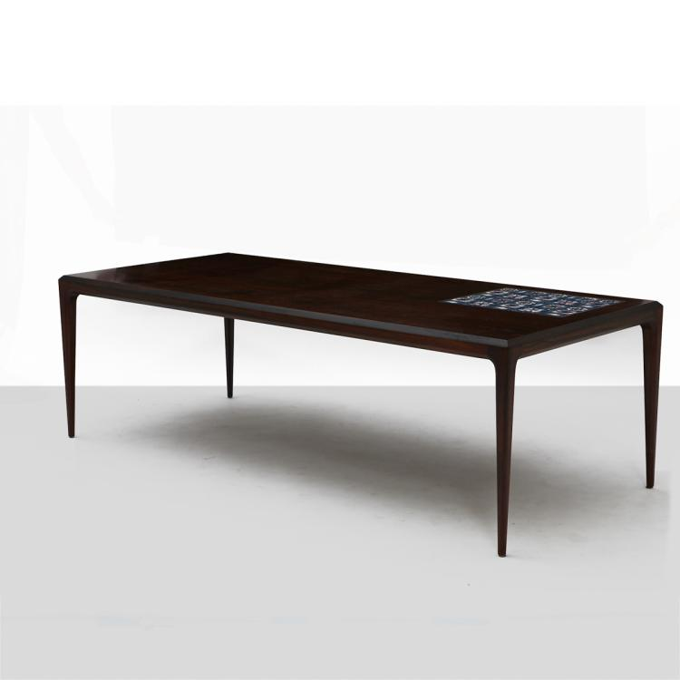 Severin Hansen Jr., Coffee Table for Silkeborg