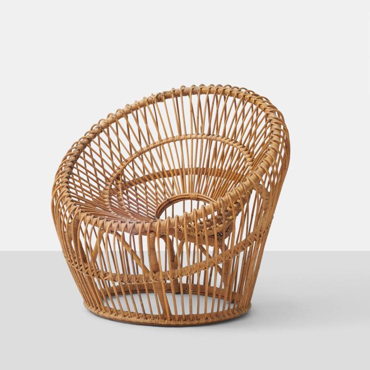 Franco Albini, Lounge Chair