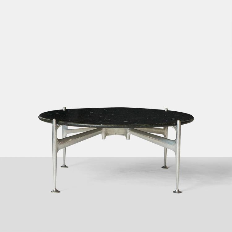 Alexander Girard, Coffee Table for Herman Miller