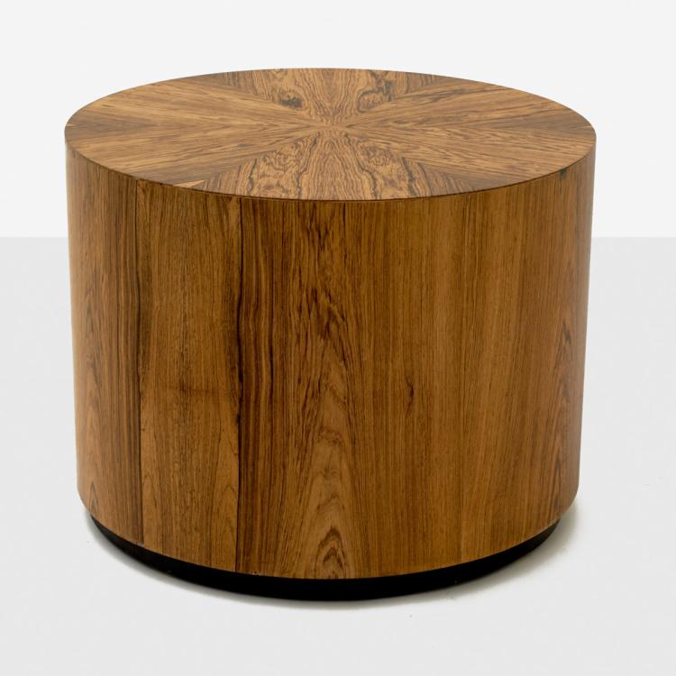 Harvey Probber, Drum Side Table