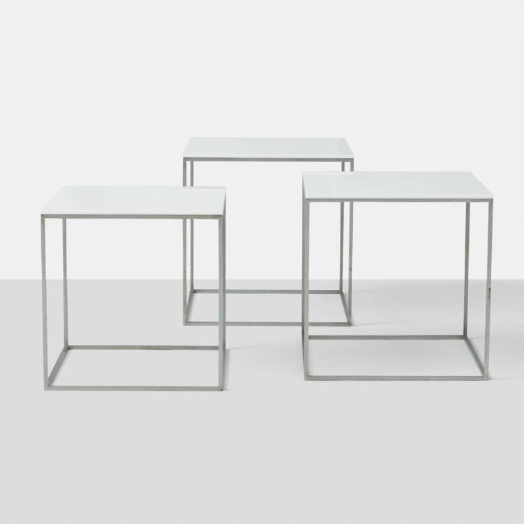 Poul Kjaerholm, PK71 Nesting Tables