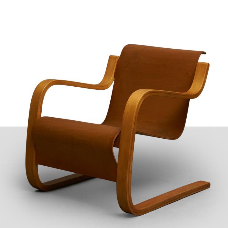 Alvar Aalto, Lounge Chair #31