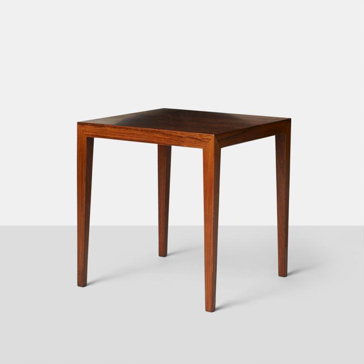 Severin Hansen Jr., End Table