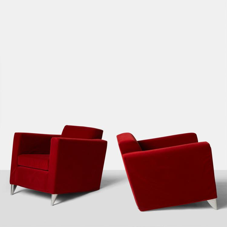 Philippe Starck, Lounge Chairs