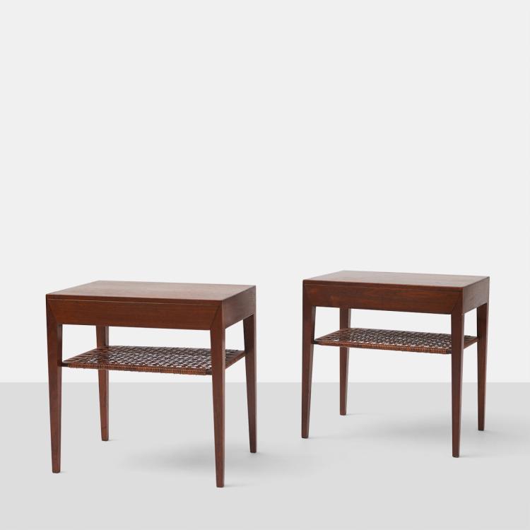Severin Hansen Jr., End Tables