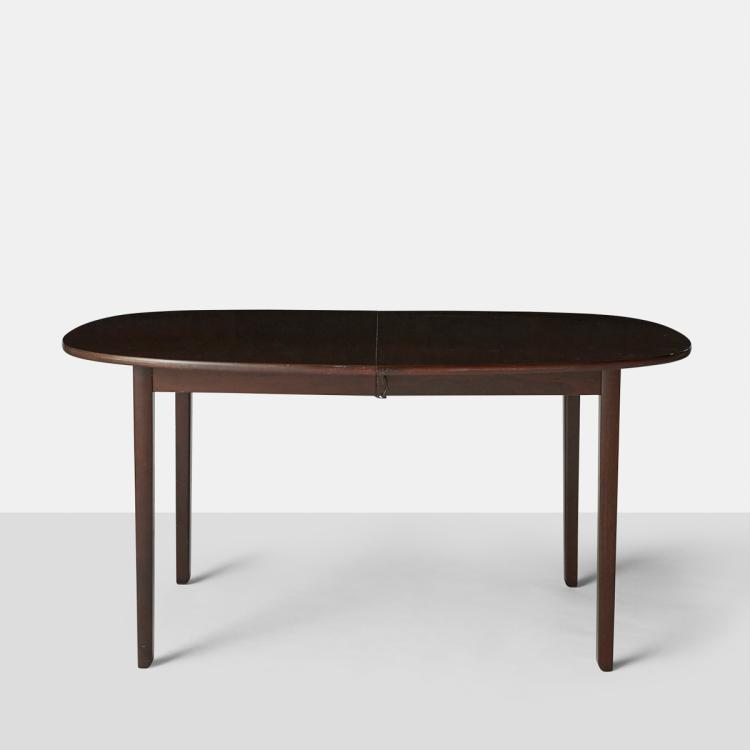 Ole Wanscher, Extending Dining Table