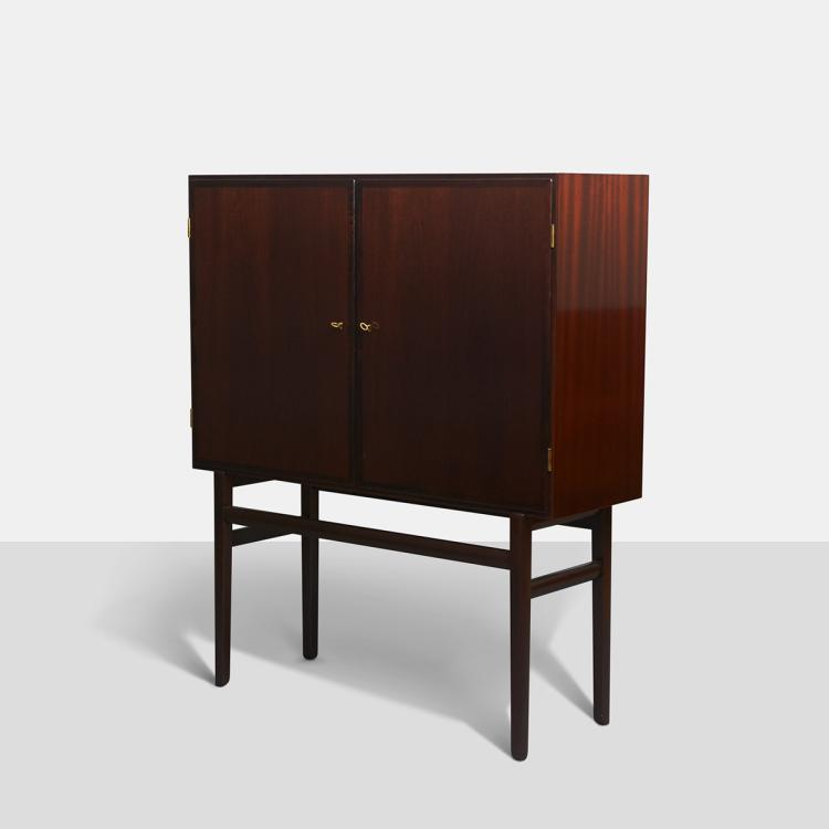 Ole Wanscher, Tall Cabinet