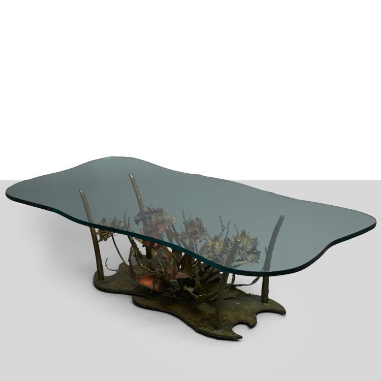 Silas Seandel, Coffee Table