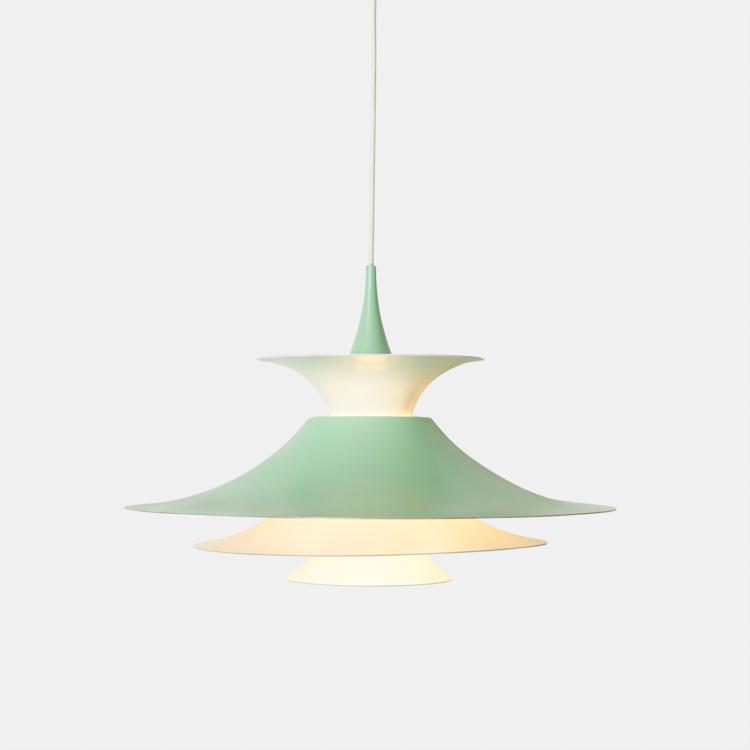 Eric Balslev, Radius Pendant Lamp for Fog & Morup