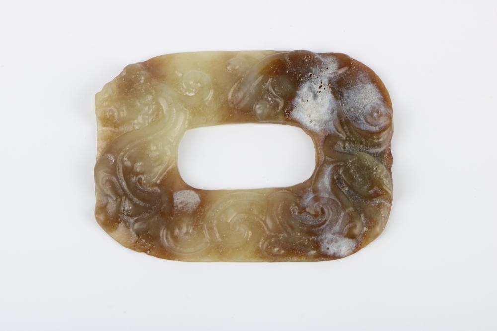 Jade plate