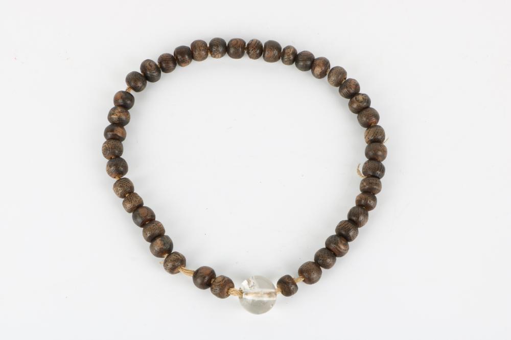 Aquilariae wood bracelet