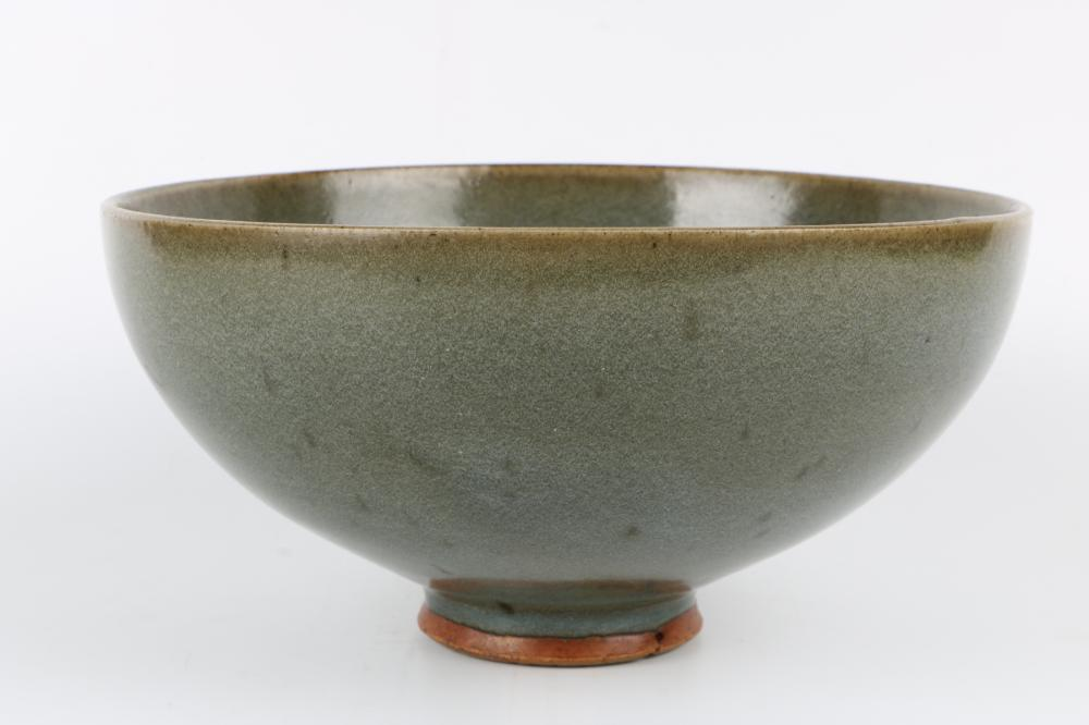 Jun kiln glaze bowl