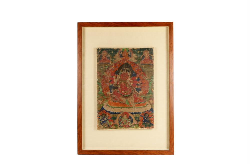 Thangka Paint