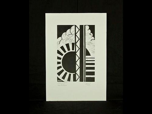 Maurits BILCKE (HOOGSTRATEN, 1913 - VERVIERS, 1993) - H