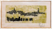 Pierre PASTEELS (UCCLE, 1936 - ARCHENNES, 1977). - Sans