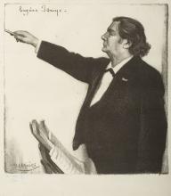[ESTAMPE] Henri LEMAIRE (BRUXELLES, 1879 - 1949) - Eugè