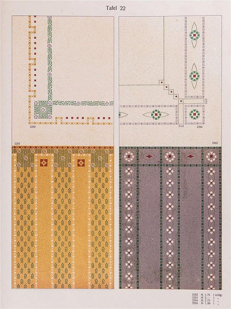 Moderne Wand U Decken Dekoration