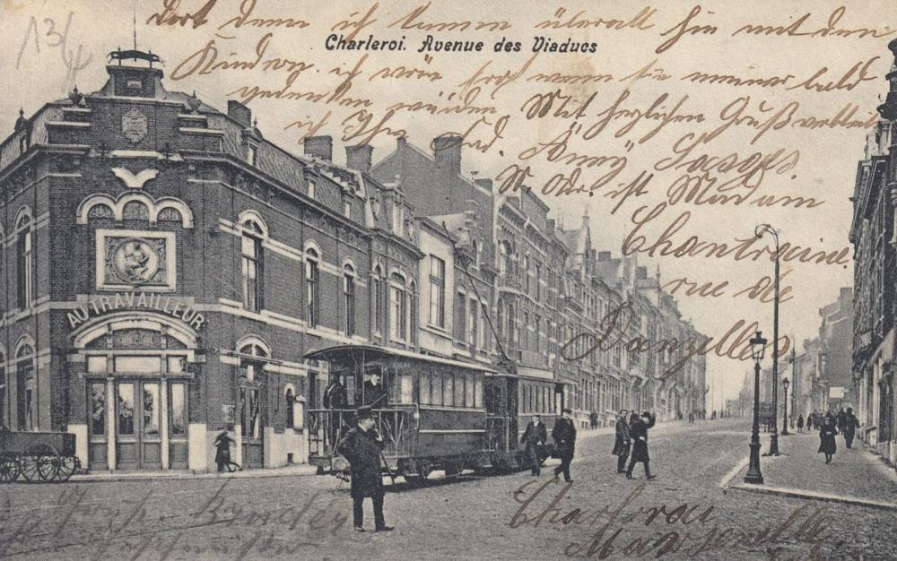 BELGIQUE. Environ 175 cartes postales, époques diverses