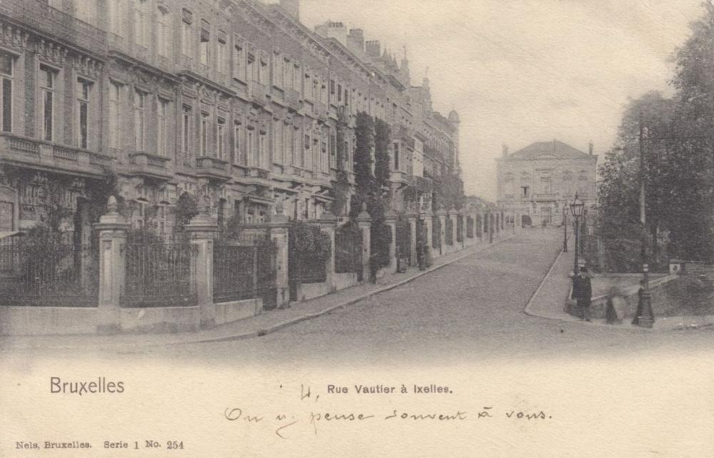 BRUXELLES & environs ainsi que l'Exposition universelle