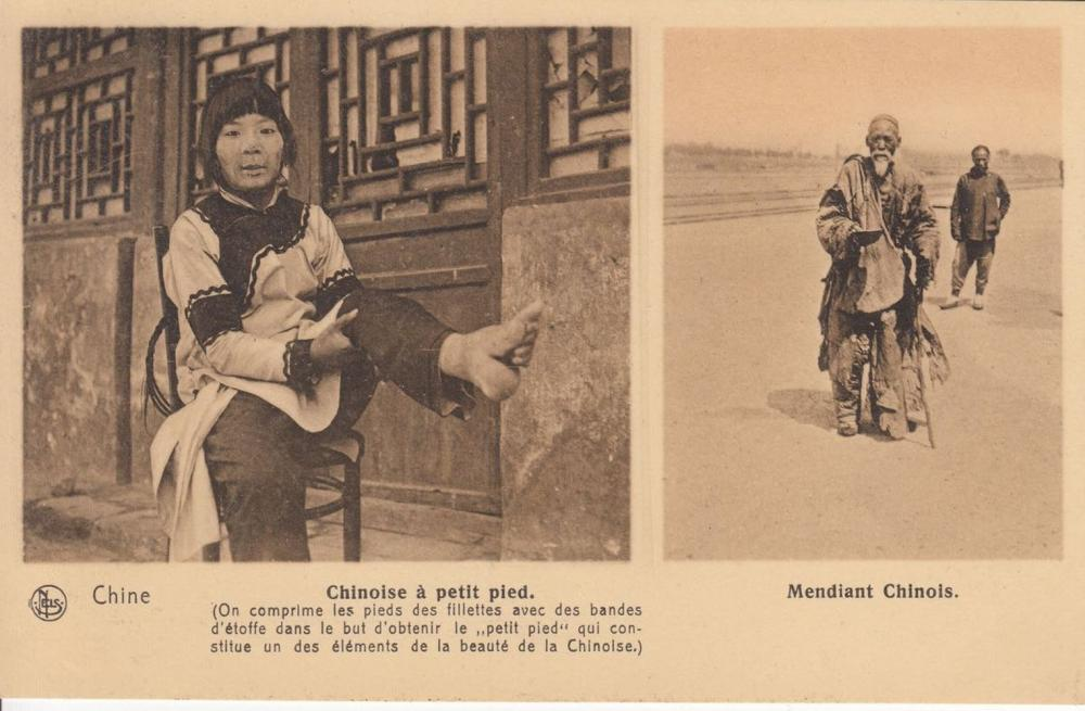 PAYS DIVERS : Chine (25), Congo belge (12), Thaïlande,
