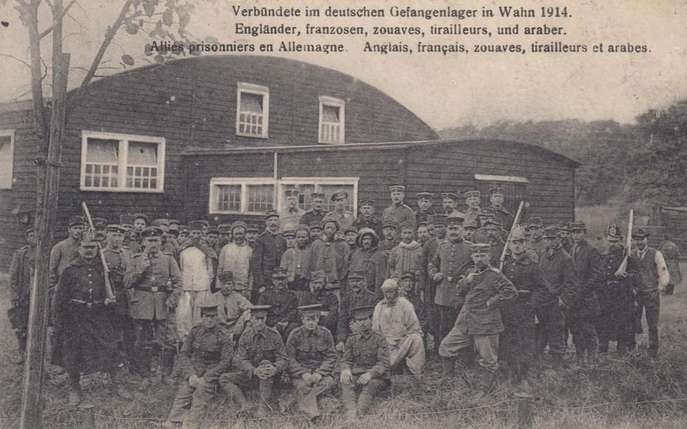 MILITARIA, dont quelques camps de prisonniers de 1914-1