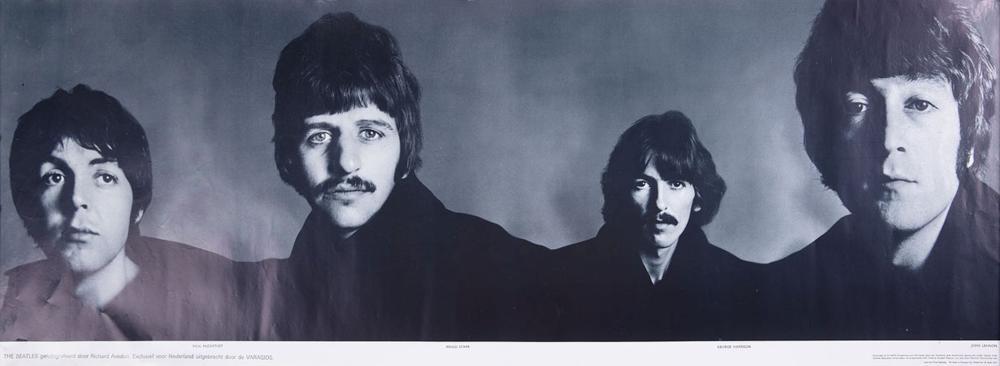 Richard AVEDON - The Beatles gefotografeerd door Richar