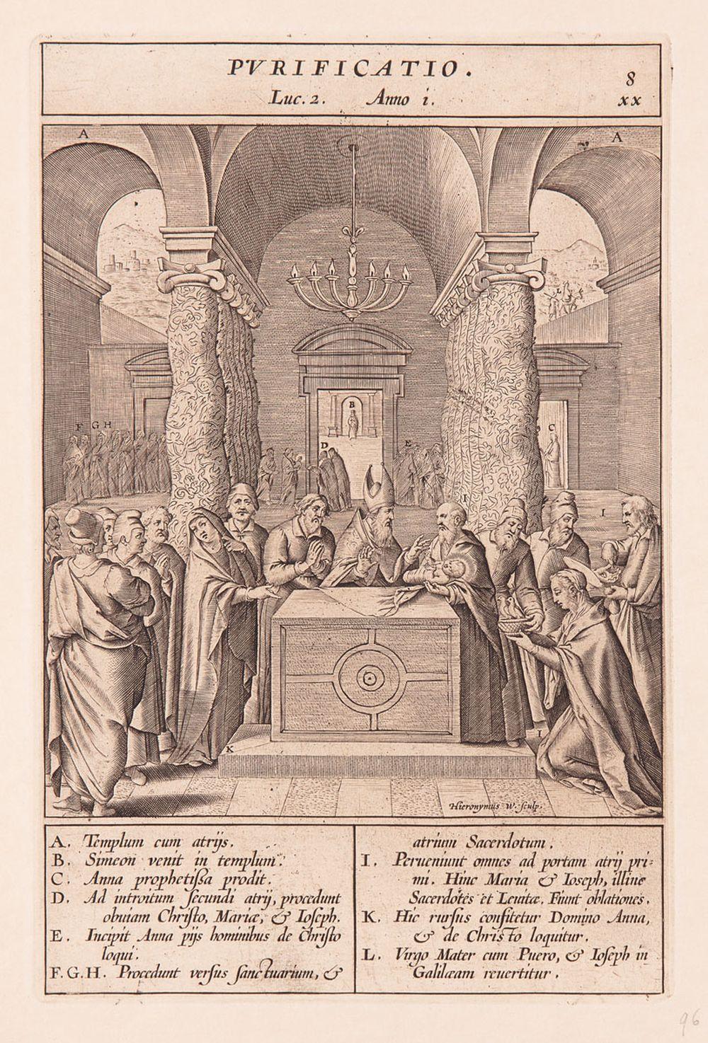 Hieronymus WIERIX, Anton WIERIX, Carolus VAN MALLERY [&