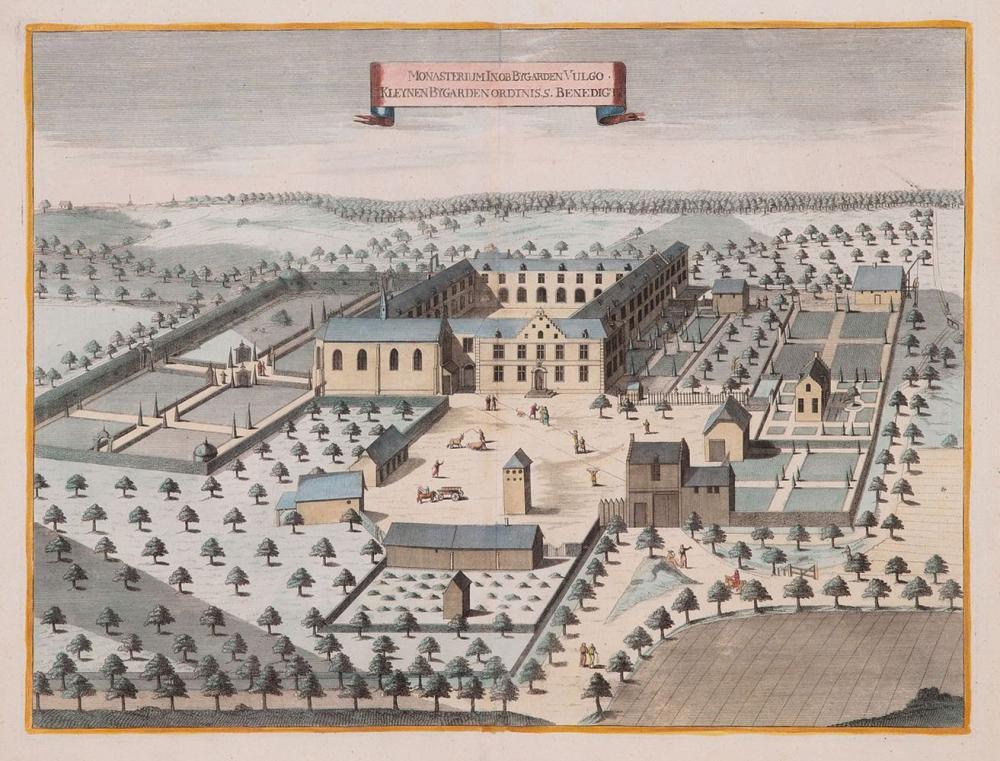 [BELGIQUE] Monasterium Inob Bygarden vulgo Kleynen Byga