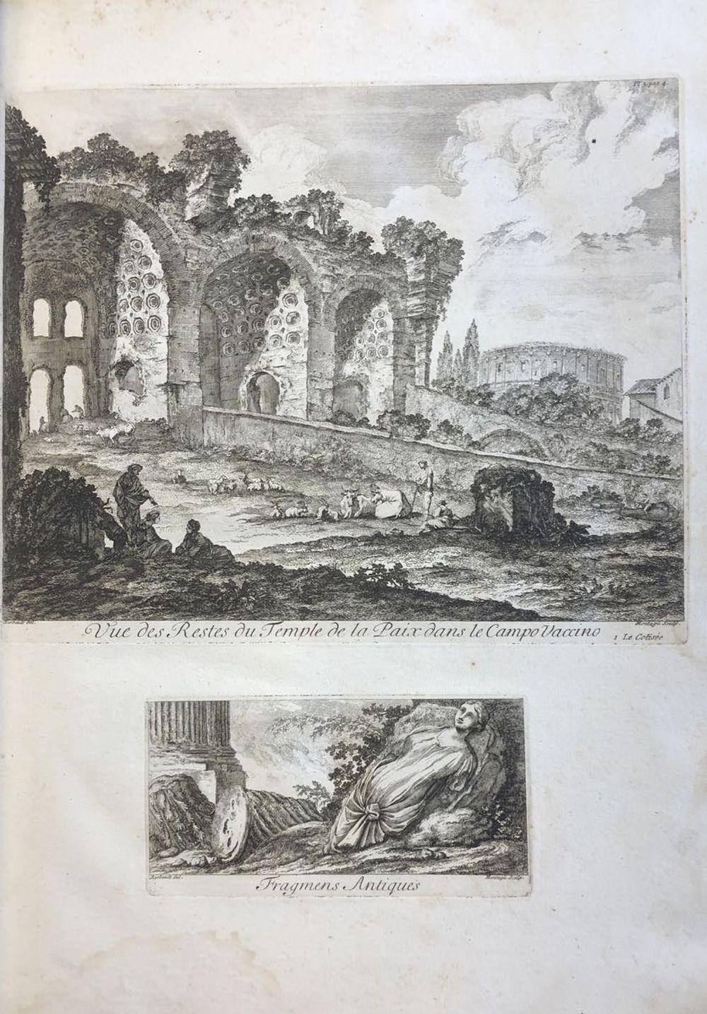 [ITALIE] Jean BARBAULT - Les plus beaux Monuments de Ro