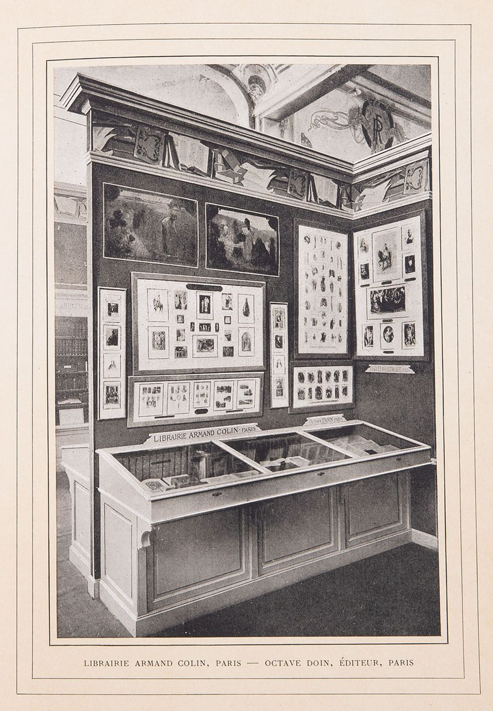 EXPOSITIONS UNIVERSELLES. Lot de 14 volumes, en françai
