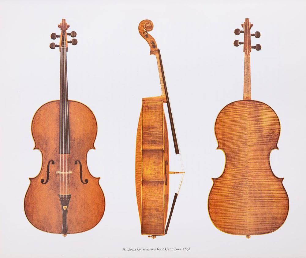 [LUTHERIE] A. TOLBECQUE - L'Art du luthier.