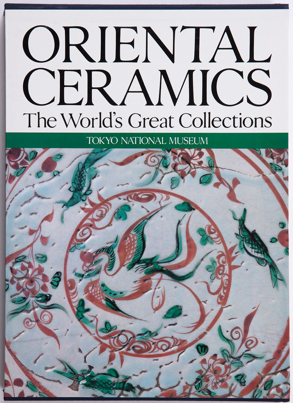 ORIENTAL CERAMICS. The World's great Collections. Vol.