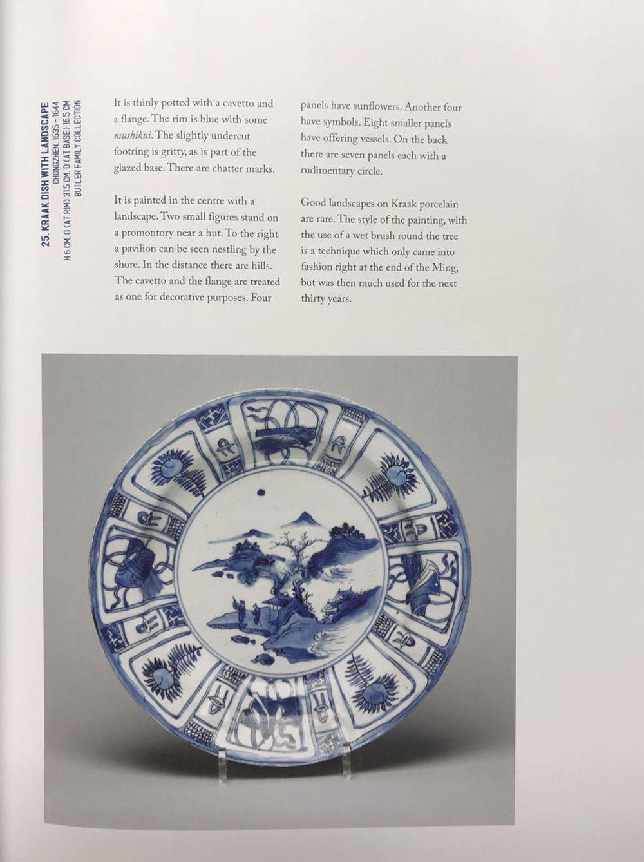 [CHINE] PORCELAINE CHINOISE. Lot de 8 catalogues d'expo