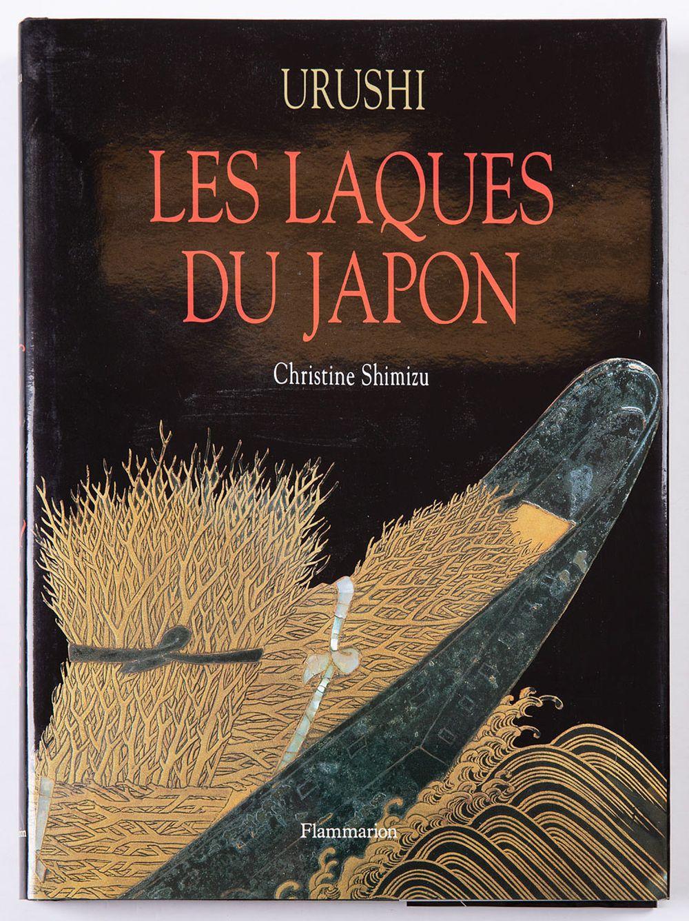 [CHINE - JAPON] LAQUES. Lot de 9 volumes ou catalogues