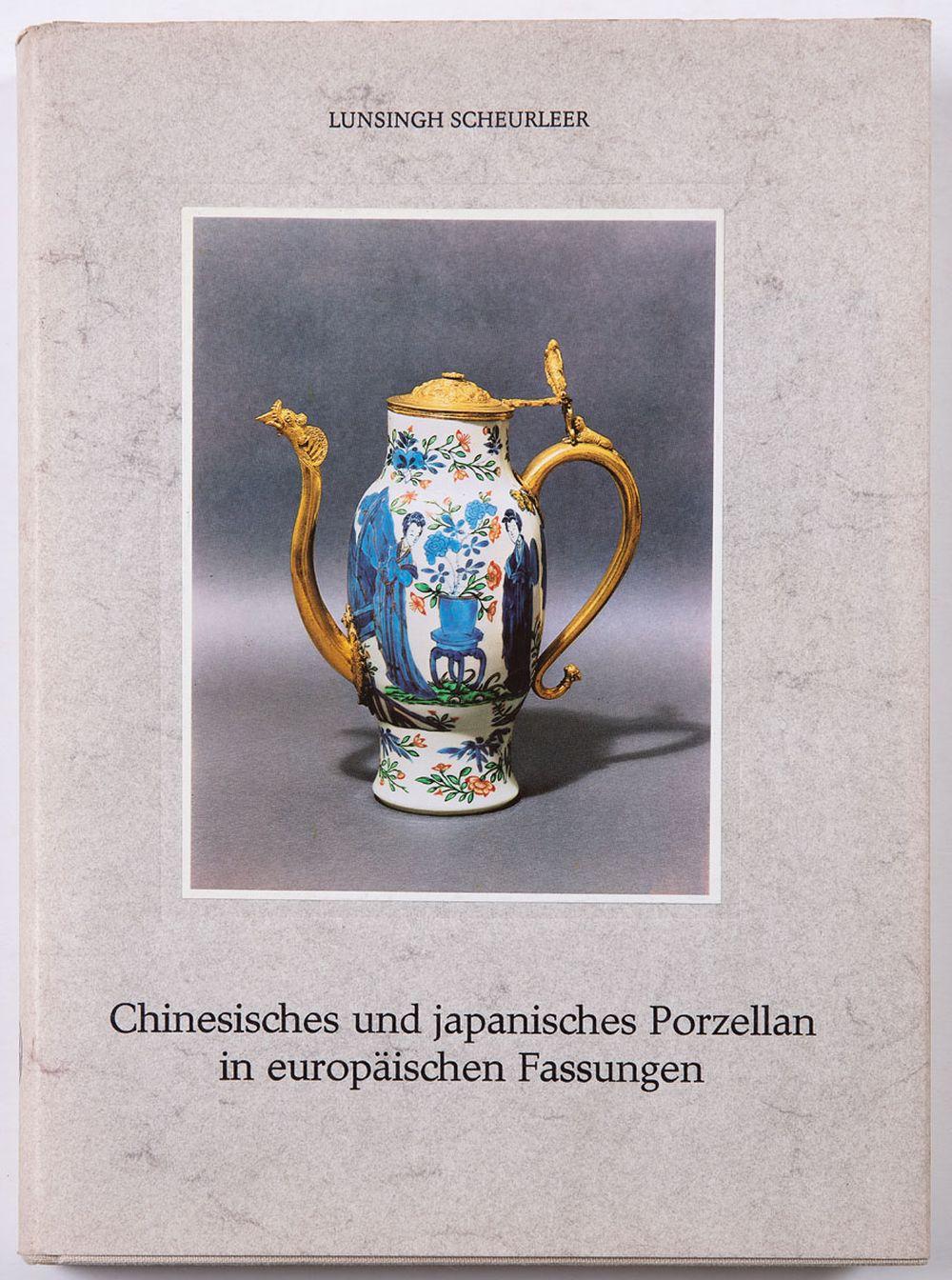 [CHINE - JAPON] PORCELAINE. Lot de 6 catalogues d'expos