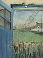 ARR JOAN RENTON RSW (20TH CENTURY) Clachanach from, Joan Renton, Click for value