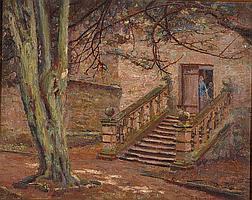 FREDERICK (FRED) BALSHAW, BRITISH (EXH. 1888-1914)