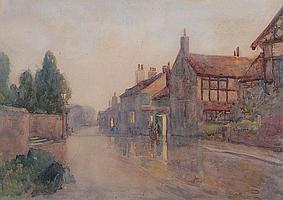 FREDERICK (FRED) BALSHAW, BRITISH (EXH 1888-1914)