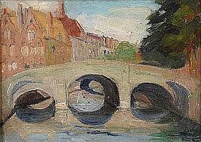 ELIZABETH FISHER CLAY (American, 1871 - 1959)