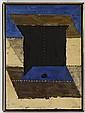 ARMANDO MORALES, Sin título, Firmado y fechado 63. Óleo sobre tela, 56 x 41 cm