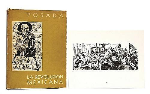 Muyaes, Jaled.  La Revolución Mexicana vista por José Guadalupe Posada.  México: Talleres