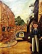 Agapito Labios , Niño, óleo sobre tela. Firmado. Dimensiones: 60 x 44 cm, Agapito Labios, Click for value