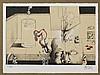 ARTURO RIVERA, Sin título, Firmada y fechada DF 83. Serigrafía 53 / 100, 19 x 29.5 cm, Arturo Rivera, Click for value