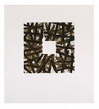 FRANCISCO CASTRO LEÑERO, Sin título, Firmado y fechado 1999. Grabado 89 / 175, 24.5 x 19.5 cm