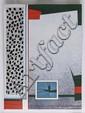 GUNTHER GERZSO, Presencia, 1978, Firmada a lápiz. Serigrafía 141 / 200, 76 x 56 cm
