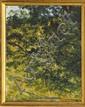 JOAQUÍN CLAUSELL, Sin título, Sin firma. Óleo sobre cartón, 18 x 14.5 cm