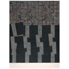 "FRANCISCO CASTRO LEÑERO, El movimiento de la noche, from the ""Autorretratos"" portfolio, Signed and dated 86, Lithograph 2 / 30, 74 x..."