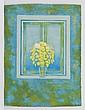 JUAN SORIANO, Ventanas, Firmadas y fechadas 2005. Carpeta con 6 litografías 42 / 60, 80 x 60 cm cada una. PIEZAS: 6.